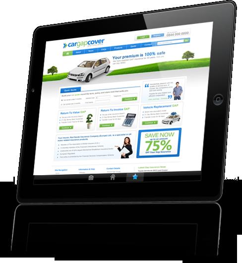 Car Gap Cover Tablet